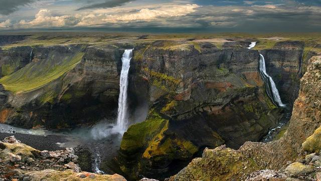 進擊的冰島 – 五個進階的冰島 OffRoad景點