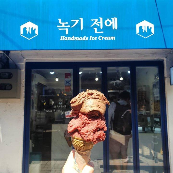 消暑一夏~首爾仁寺洞避暑趣!超好玩室內主題館|繽紛可愛冰淇淋 ...