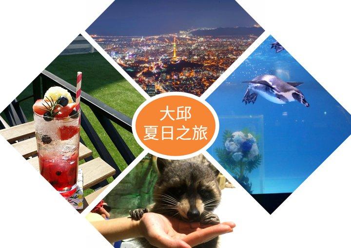 2019暑假大邱夏日之旅│必去景點+咖啡廳